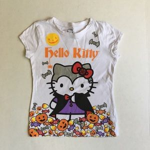 Hello Kitty Halloween Shirt
